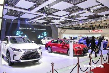 Toyota và Lexus giảm giá một số dòng xe tại Việt Nam