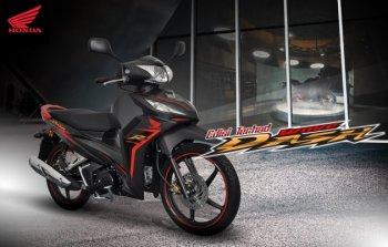 Honda Wave bản đặc biệt ra mắt Malaysia