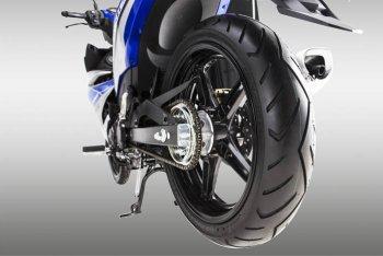 Yamaha Exciter 155cc sắp xuất hiện