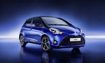 Toyota nhá hàng Yaris thế hệ mới