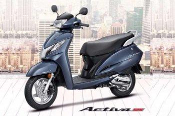 "Honda ra mắt xe ga Activa 2017 ""giá bèo"""