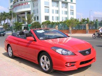 Toyota mui trần sang chảnh hàng hiếm Solara Sport 3.3L