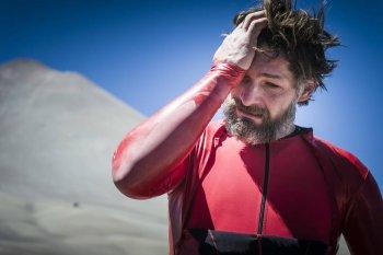 """""""Max điên"""" đời thực ghi kỷ lục thế giới với xe đạp địa hình"""