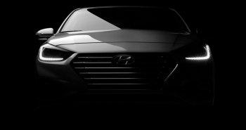 Hyundai sắp tung ra Accent thế hệ mới