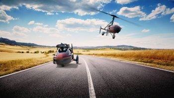 Xe bay Pal-V giá 300.000 Euro