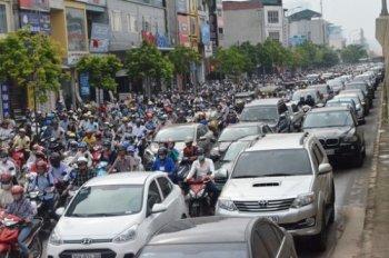 Nhu cầu mua ôtô của người Việt giảm 13%