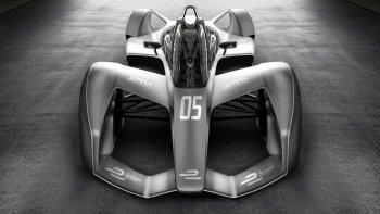 Concept xe đua Formula E cực ấn tượng cho mùa giải 2018