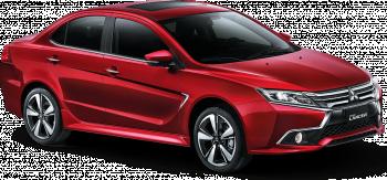 Lộ diện Mitsubishi Lancer 2017 cho thị trường châu Á