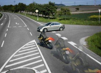 Honda sẽ lắp phanh tự động cho xe máy