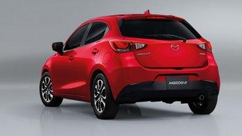 Mazda2 2017 trình làng với giá từ 15.000 USD