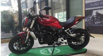 Benelli sản xuất mô tô 750cc nhái theo Ducati Monster?