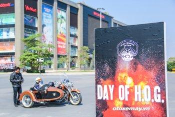 """Day of H.O.G 2017 màn """"tụ tập"""" của tín đồ Harley Davidson"""