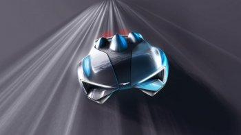 Techrules đem siêu xe điện phong cách phi thuyền đến triển lãm Geneva