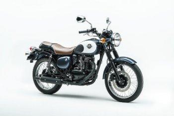 Kawasaki chính thức giới thiệu Estrella 250 2017