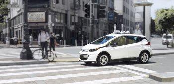 GM tham vọng thử nghiệm hàng nghìn xe tự lái trong năm tới