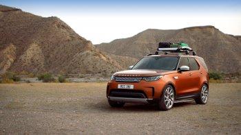 Land Rover Discovery chính thức lên kệ với giá từ 43.495 Bảng Anh