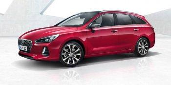 Hyundai i30 Wagon thế hệ mới: Năng động và thực dụng