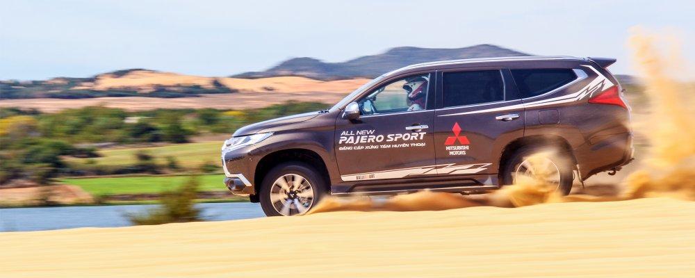 Tìm hiểu sức mạnh tiềm ẩn bên trong Mitsubishi Pajero Sport 2017