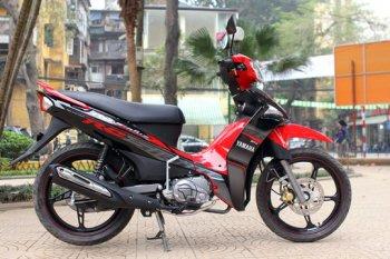 Nhận diện 5 mẫu xe máy đắt khách nhất thị trường Việt 2016