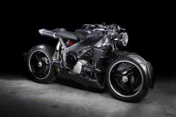 Yamaha YZF-R1 độ điên cuồng của Lazareth