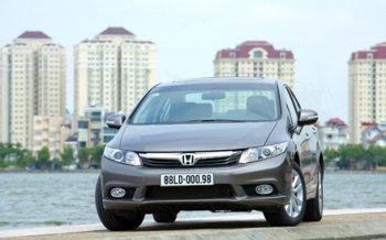 Honda Việt Nam tiếp tục triệu hồi xe liên quan tới túi khí Takata
