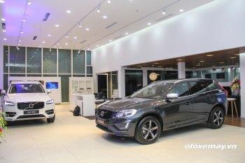 Volvo khai trương Trung tâm chính hãng đầu tiên tại Việt Nam