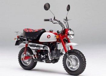 """""""Xe khỉ"""" Honda Monkey có giá khoảng 71 triệu đồng"""