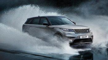 Range Rover Velar 2017 trình làng với giá từ 51.000 USD