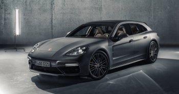 Porsche Panamera Sport Turismo được bán với giá từ 96.200 USD