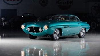 Fiat 8V Supersonic Ghia 1953 - Xe cổ đắt nhất của Fiat