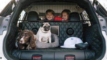 Nissan giới thiệu mẫu xe dành cho người yêu chó