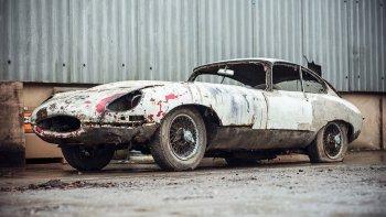 Jaguar cổ mục nát vẫn có giá bạc tỷ
