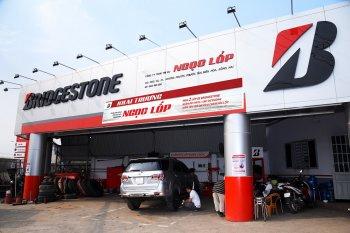Chúng tôi muốn cùng Bridgestone hoàn thành sứ mệnh