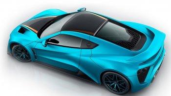 Siêu xe ZenvoTS1 GT giá 28 tỷ đồng