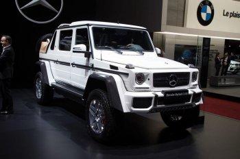 Khám phá mẫu SUV đắt nhất thế giới của Mercedes-Benz