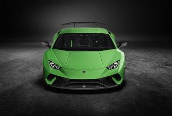 Lamborghini trình làng Huracan Performante cực mạnh