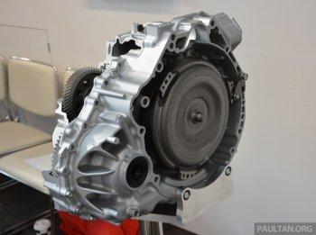 Honda bắt đầu sản xuất hộp số tự động 10 cấp