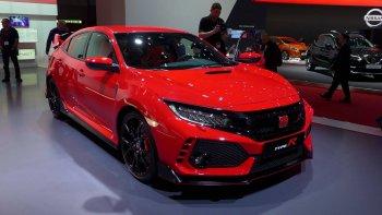 Honda Civic Type R chính thức lên sàn với giá khởi điểm 39.000 USD
