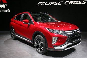 Trình lãng SUV cỡ nhỏ hoàn toàn mới Mitsubishi Eclipse Cross 2018