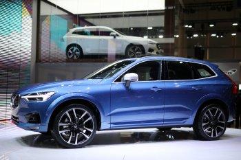 Volvo chính thức ra mắt XC60 hoàn toàn mới
