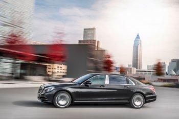 Ngày 18/3 ra mắt Mercedes-Maybach giá bất ngờ