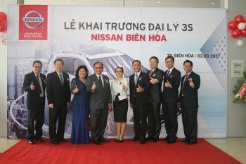 Nissan Biên Hoà bắt đầu đi vào hoạt động