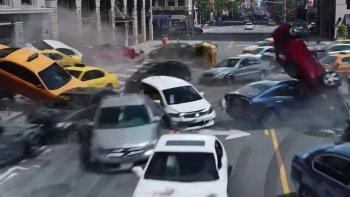 """""""Bão"""" xe tự lái trong trailer mới nhất của """"Fast & Furious 8"""""""