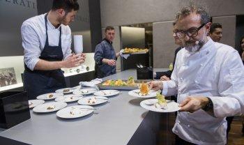 Geneva Motor Show 2017: Bữa tiệc ẩm thực lấy cảm hứng từ xe Maserati