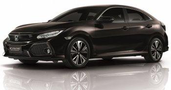 Honda Civic hatchback 2017 ra mắt Đông Nam Á, giá 753 triệu đồng