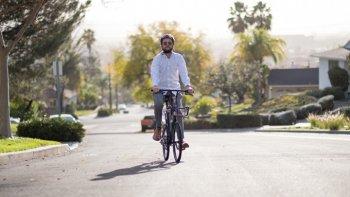 Xe đạp điện Volta: Nhỏ gọn và  thực dụng