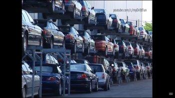 Buốt ruột khi xem BMW tái chế xe cũ