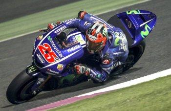 MotoGP 2017: ngày chạy thử ở Qatar kết thúc với Viñales đứng đầu