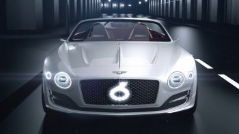 Geneva Motor Show 2017: Bentley ra mắt siêu xe điện Exp 12 Speed 6e