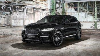 Hamann nâng cấp toàn diện Jaguar F-Pace